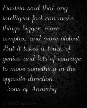 ... image include: cute, Powerful, quote, sons of anarchy and jax teller