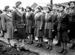 """... African American Women and the Military: World War II and Beyond,"""" a"""