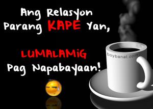 ... latest Quotes, Jokes, Pick Up Lines and Pamatay na Banat via Facebook