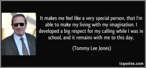 More Tommy Lee Jones Quotes