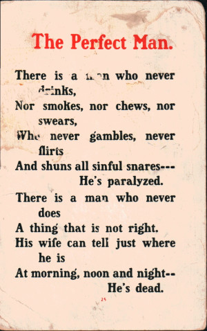 Perfect Man Vintage-the-perfect-man-1914