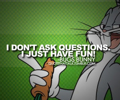 Bugs Bunny Quotes Quote that talk