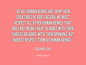 We Are All Human Quotes