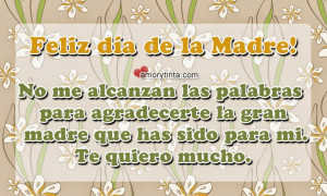Quotes for Mother's Day in Spanish