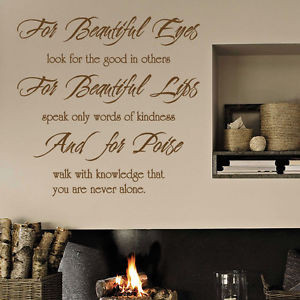 Audrey-Hepburn-For-Beautiful-Eyes-Wall-Art-Quotes-Wall-Stickers-Wall ...
