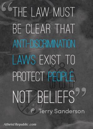 Religion And Discrimination Essay