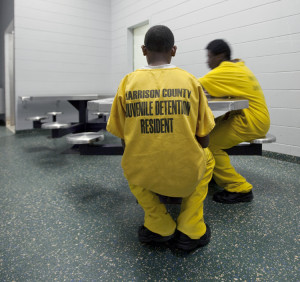 Juvenile-In-Justice: Photographs, Quotes, and Stories