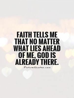 God Quotes Faith Quotes