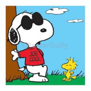 Joe Cool Snoopy