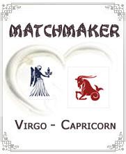 Compatibility Virgo - Capricorn