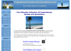 inspirational-quotes-and-quotations.com Inspirational Quotes And ...