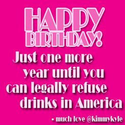 20th Birthday Quotes