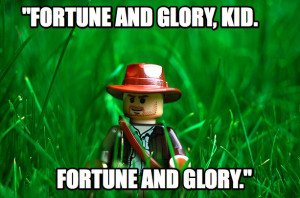 Classic Harrison Ford Movie Quotes as Memes