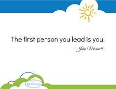 Inspirational Quote - John Maxwell