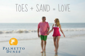 Toes + Sand = Love #quotes Hilton Head