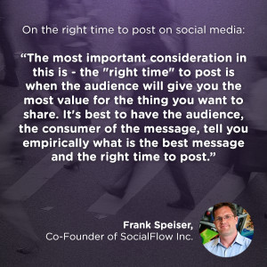 With more and more social media tools coming up with features that aim ...