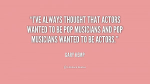 gary kemp quotes i m an atheist i don t believe at all gary kemp