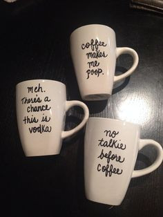 Coffee Mug, Monogram Teachers Gift, Gift Coffee mug, Custom mug ...