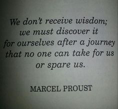 Proust More