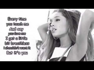 Ariana Grande Problem Lyrics Whole Song 03:16 ariana grande problem