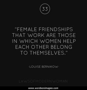 Women friendship ...