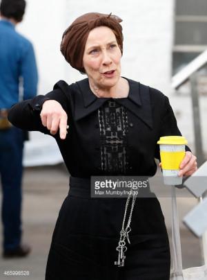 Phyllis Logan Downton Abbey