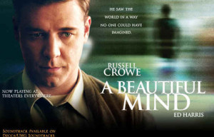 Beautiful Mind Poster: