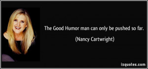 More Nancy Cartwright Quotes