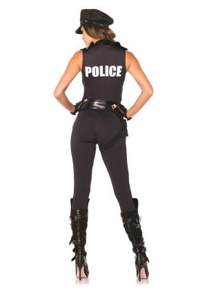Police Officer Costume Women