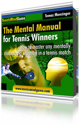 How to finally get the edge in the most difficult tennis matches.