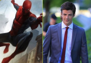 Is Grant Gustin The Man to Take Over Peter Parker in the MCU