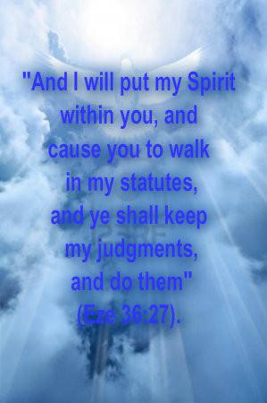 Holy Spirit - god Fan Art