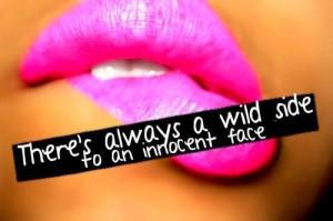 cool, lips, lipstick, make up, nice, sweet, text