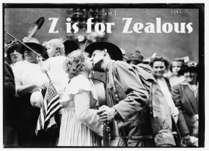 ... Zealous - Prompts, Quotes & More for being a zealous writer.: Quote