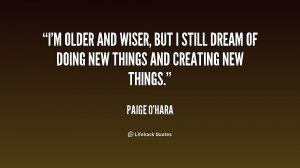Quotes About Getting Older and Wiser