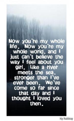 quotes song lyric lyrics music quotesgram