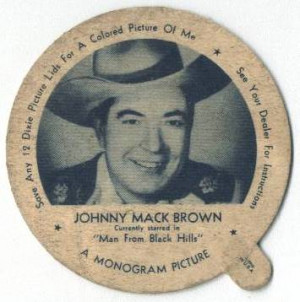 Johnny Mack Brown Posters