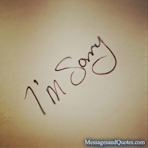 Do you need to say sorry to someone, when a sorry can save a relation ...
