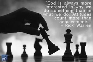 Quote by Rick Warren