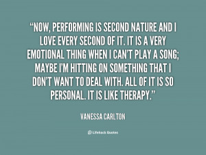 Quotes About Performing