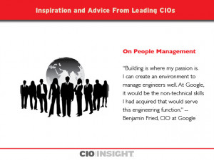 ... Can Create An Environment To Manage Engineers Well..~ Management Quote