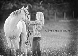 professional horse photography black and white