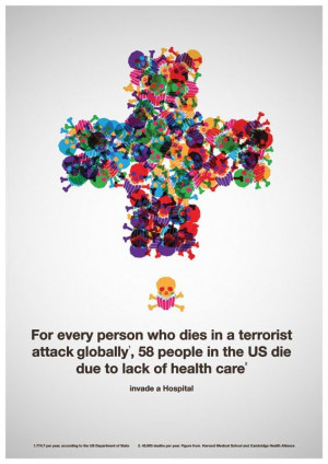 Health Care vs. Terrorism