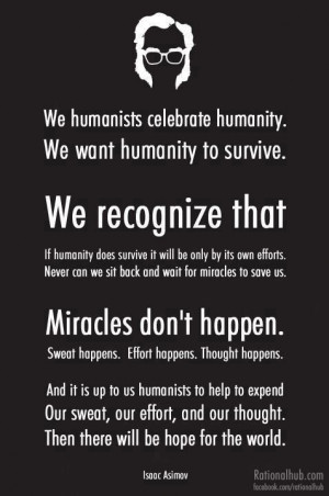Humanism quote #1