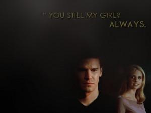You still my girl?