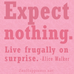 These are the expect nothing life quotes viewallpap Pictures
