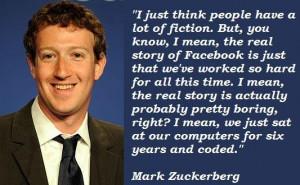 Mark zuckerberg famous quotes 1