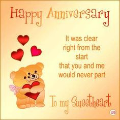happy anniversary sayings for husband | images of anniversary quotes ...