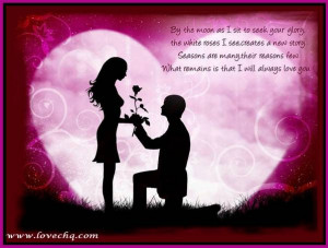 Romantic love quotes wallpapers for her from the heart