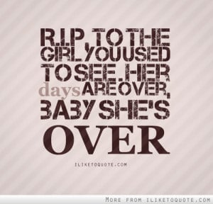 Rip Baby Girl Quotes